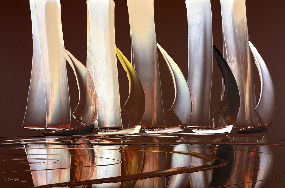 Chocolate Sails I